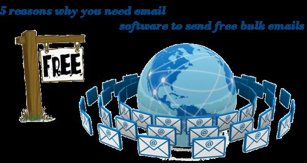Send free bulk emails