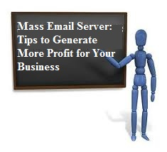 Mass Email Server