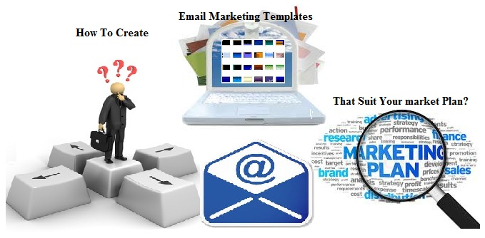 How To Create Email Marketing Templates That Suit Your market Plan?