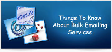 Bulk Emailing Services
