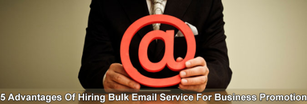Bulk Email Service For Business Promotion
