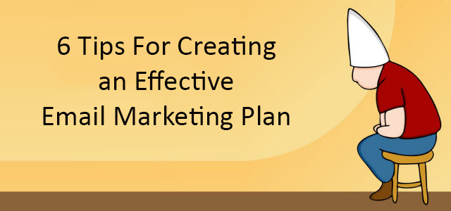 building an effective marketing plan Follow these steps to learn from the past, dream big, and put together a sensible plan for achieving sales and marketing success in 2018.