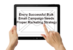 Bulk Email Campaign