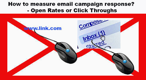 Open Rates or Click Throughs
