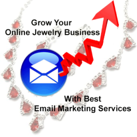 jewelry email marketing