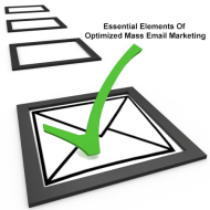 Mass Email Marketing