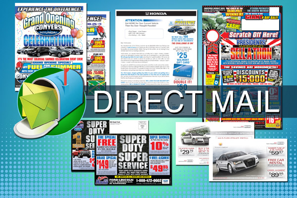 Image result for direct mail advertising