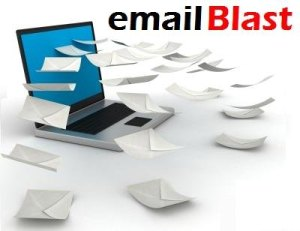 email blast campaign
