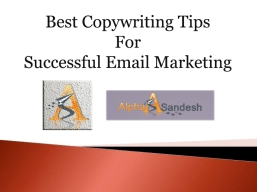 email-copywriting