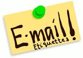 email-etiquatte