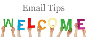 Welcome-email-tips