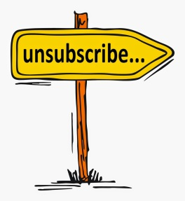 email-Unsubscribe